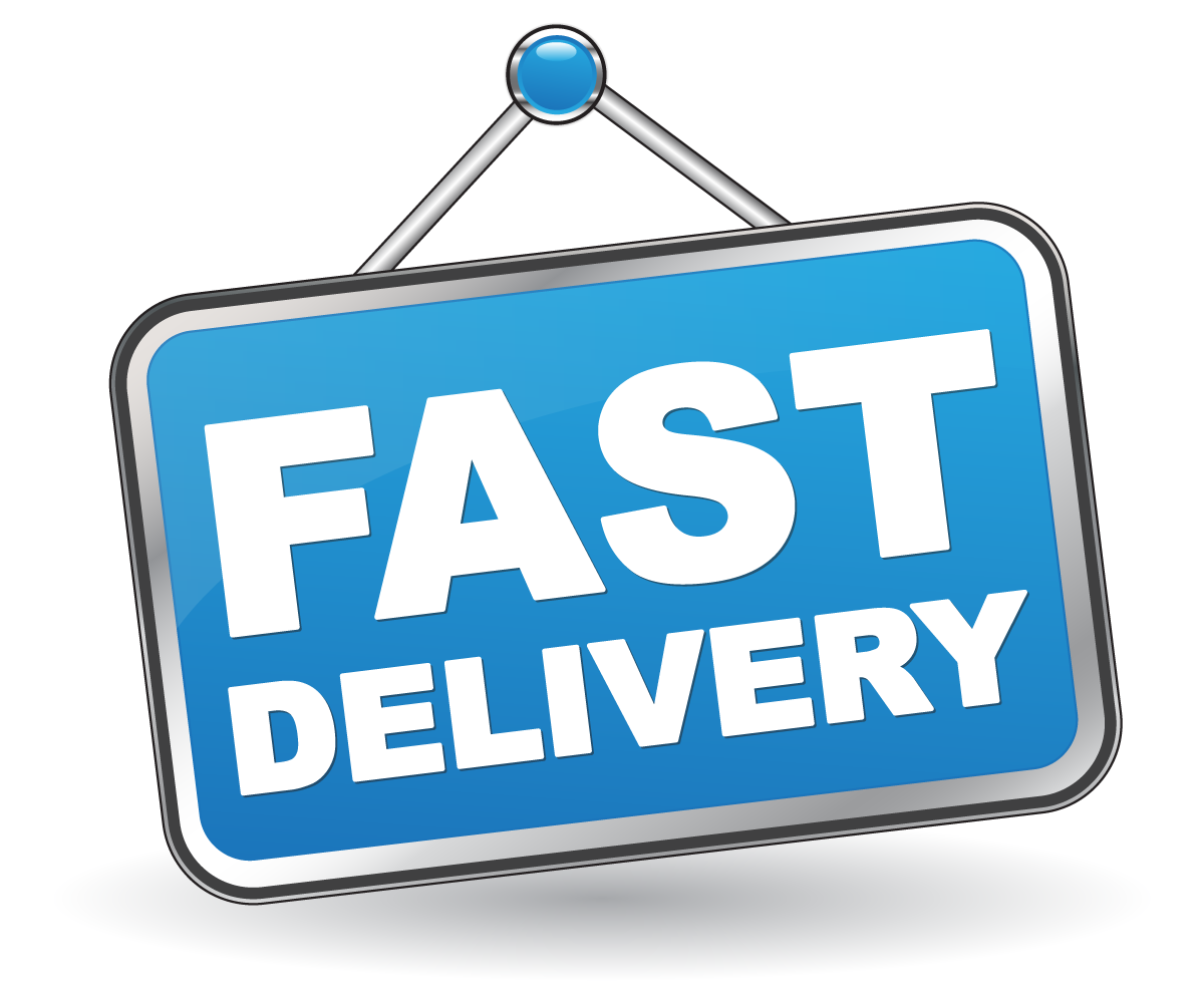 fast-delivery-sign